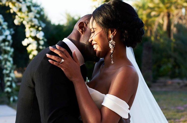 Idris Elba en Sabrina Dhowre