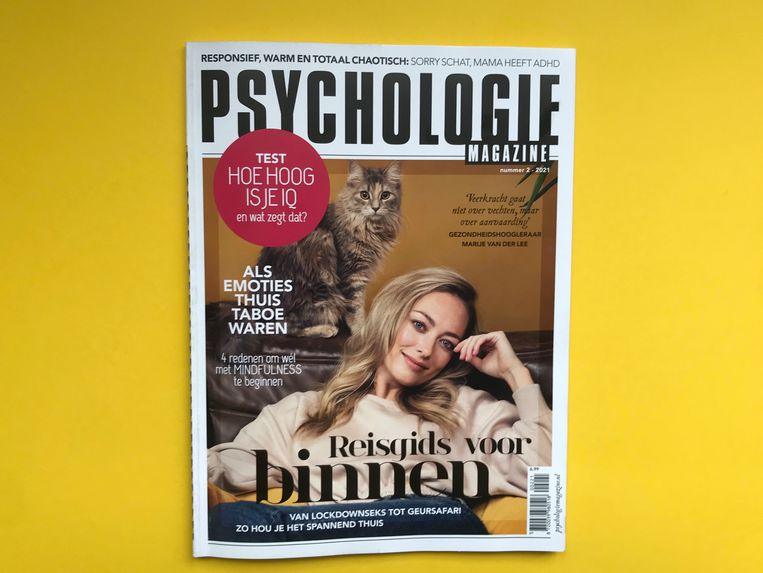 Psychologie Magazine, januari Beeld