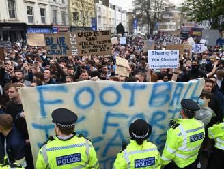 De dolste 48 uur in de geschiedenis van het voetbal: clubs haken één voor één af na protest tegen Super League