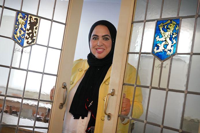 Wethouder Nadya Aboyaakoub-Akkouh doet de deur van een hoofdstuk in haar leven bijna dicht.