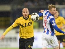Heerenveen maakt tegen tien van Roda eind aan slechte reeks