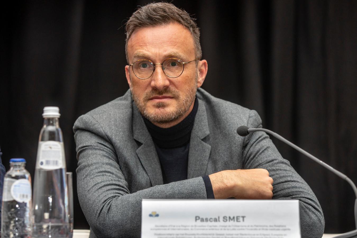 Pascal Smet hoopt op meer rolmodellen, ook in de sport.