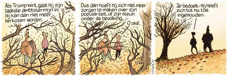 3 november 2020 Beeld Kolk & De Wit
