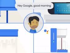 Du nouveau pour l'assistant Google en Belgique