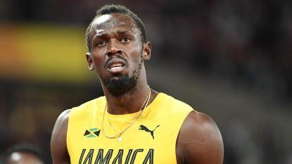 """Atletieklegende Usain Bolt over geruchten comeback en eerste kindje: """"Ik maak me zorgen, vooral over de bevalling"""""""