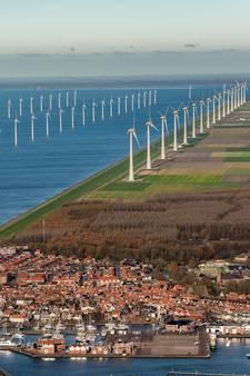 Boeren boos over miljoenopbrengst windmolenpark