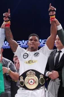 Ryad Merhy champion du monde WBA Interim des lourds-légers
