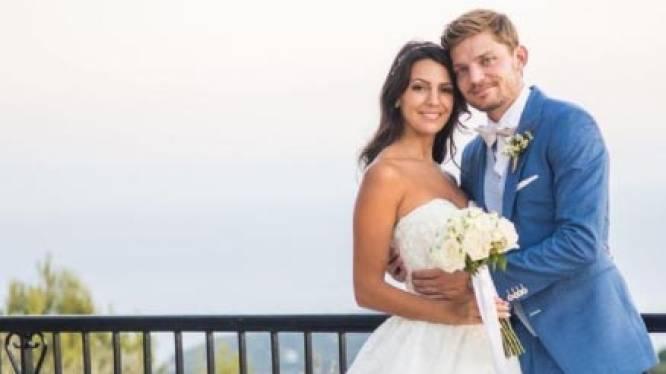 David Goffin stapt in huwelijksbootje met vriendin Stéphanie