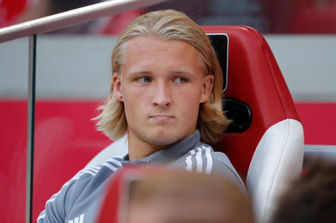 Kasper Dolberg.