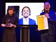 Ex-stotteraar Typhoon wint Wilminkprijs voor beste kinderlied