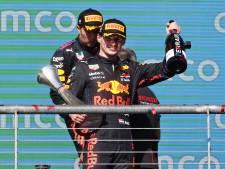 Dit is de stand in de Formule 1: Verstappen loopt na heerlijk gevecht uit op Hamilton