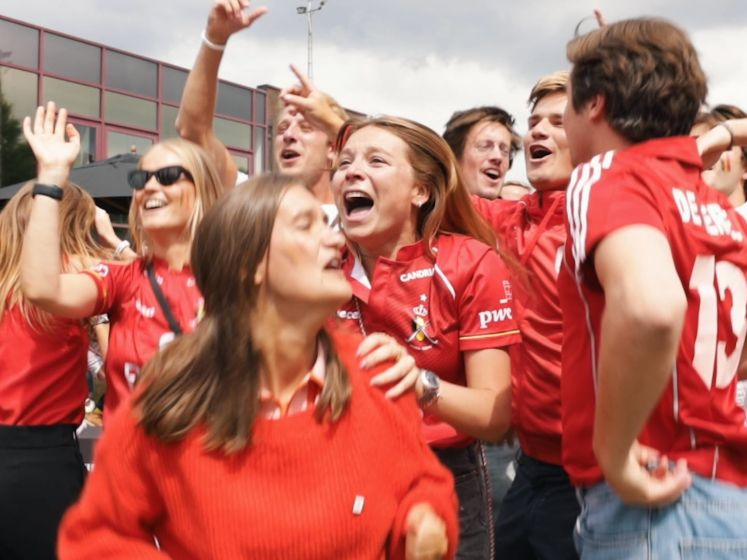 Zo beleefden de familie en supporters van de Red Lions hun gouden dag