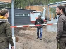 Granaat gevonden in Renkumse nieuwbouwwijk: 'Hij riep 'boemboem' en maakte dat hij wegkwam'