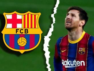 Lionel Messi (34) vertrekt na 21 jaar definitief bij FC Barcelona