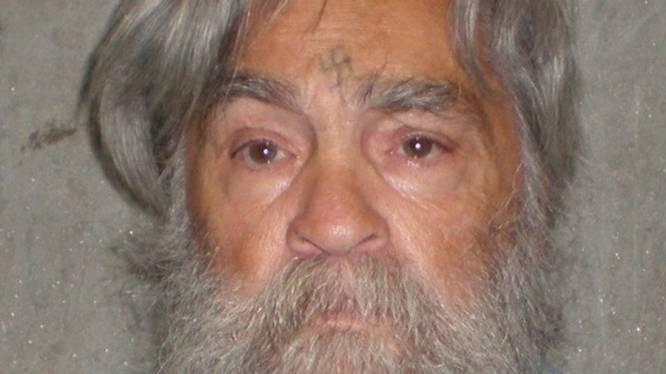 VS publiceert recente foto van Charles Manson
