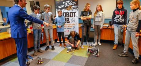 Robot Hub voor kinderen nieuwe 'hangplek' in Eindhoven voor jonge techneuten