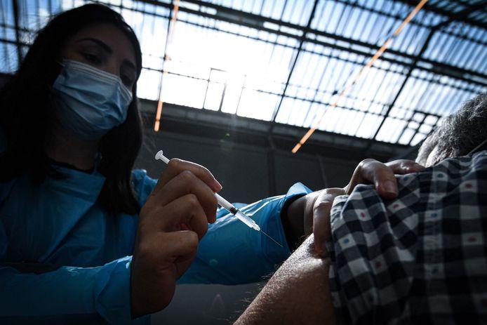 Vaccination cette semaine à Paris