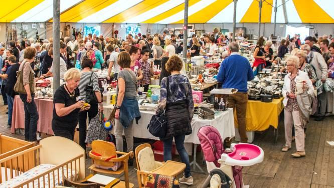 Derde Wereld Rommelmarkt komt niet meer terug bij het Mill Hill College, wel jaarlijks een festival