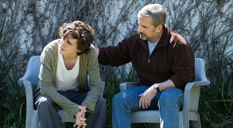 'In al mijn films onderzoek ik eigenlijk hetzelfde: hoe families werken, en hoe mensen zich verliezen in drank en drugs' Beeld Amazon