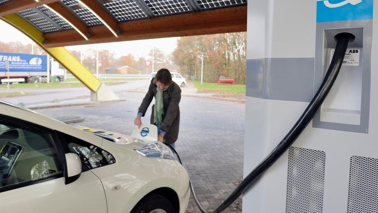 Verkoop Plug In Hybrides Ingestort Wel Fors Meer Elektrische Auto S
