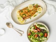 Wat Eten We Vandaag: Zeetong 'meunière' met frisse salade