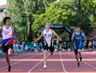 """Massimo Renson loopt zaterdag 400m in Gent: """"Geen idee welk niveau ik zal halen"""""""