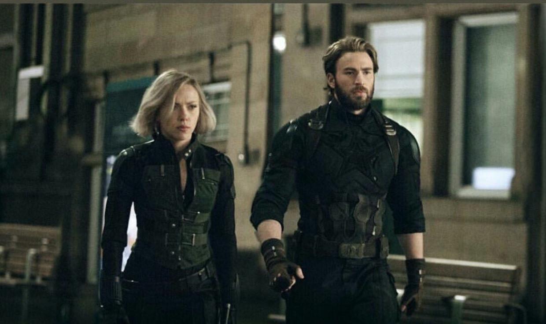 Avengers: Infinity War Beeld Marvel