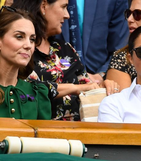 Kate Middleton copie Meghan Markle et s'offre une paire de sneakers ultra-tendance