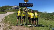 Vijf vrienden gaan Eddy Merckx achterna: vandaag rijden ze zware Tour de France van '69 uit