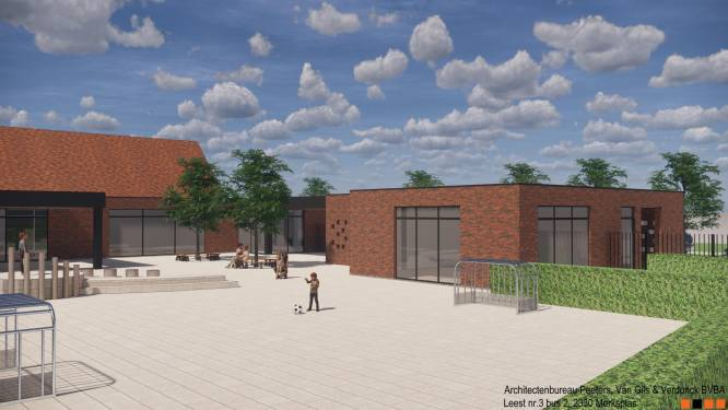 """Stijging prijs bouwmaterialen zorgt voor vertraging bouw school in Zondereigen: """"Sloop nog dit jaar, bouw in 2022"""""""