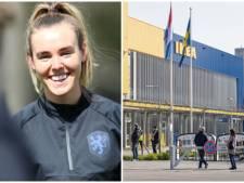Gemist? Toptransfer voor Twentse voetbalster & IKEA-stickers schieten in verkeerde keelgat