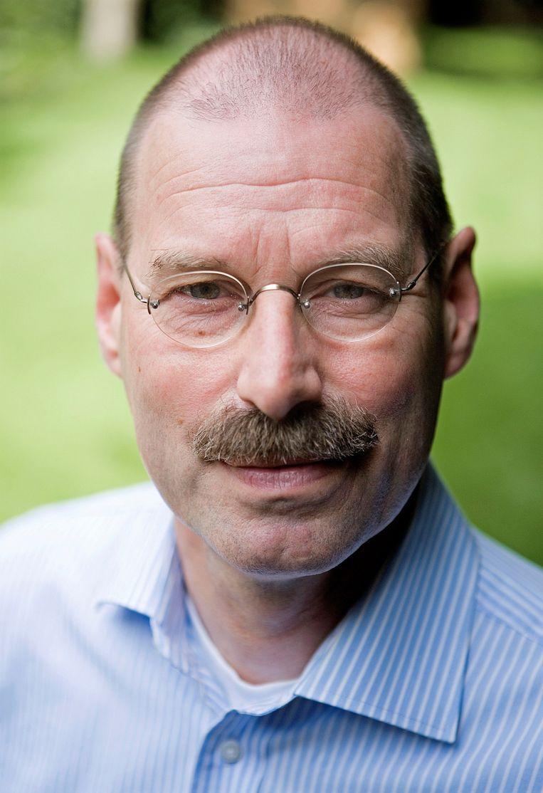 Oud-piloot Benno Baksteen. Beeld Archieffoto AD/Marco Okhuizen