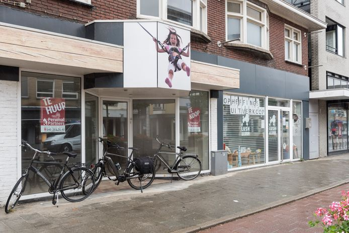 Nergens in Brabant is de winkelleegstand zo hoog als in Valkenswaard. Met een leegstandspercentage van vijftien procent staan daar relatief de meeste winkelpanden leeg.
