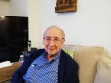 Nijmeegse verzetsstrijder Jean van Geuns (96) overleden