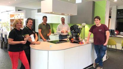 Keukenfirma A+ Keukens heropent met leuke actie voor iedereen die de Facebookpagina liket