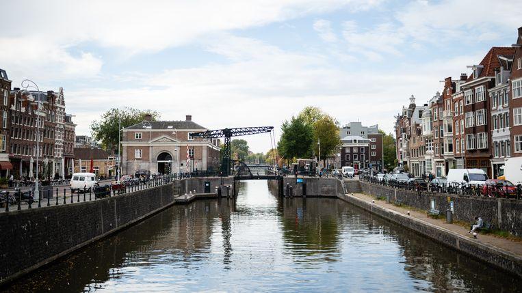 Waternet bedient bruggen en sluizen in Amsterdam op afstand, maar heeft volgens de inspectie geen meldingsprocedure voor ict-incidenten. Beeld Katja Poelwijk