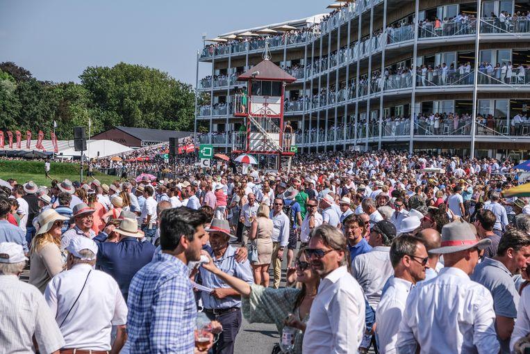 Volgens de organisatoren waren er meer dan 40.000 toeschouwers.