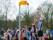 Korfbalclubs fuseren tot KV Apeldoorn