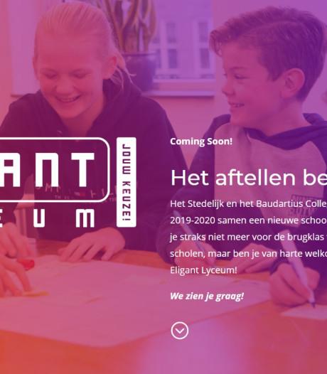 Eligant Lyceum naam nieuwe school Zutphen