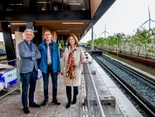 Nieuw station is huzarenstukje: 'Als je ergens níet moest bouwen, was het hier'