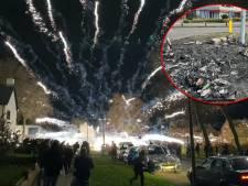 Urker keek naar vuurwerkrellen: 'Ik stond ramptoerist uit te hangen'