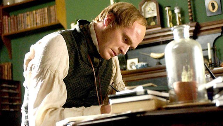 Paul Bettany als Charles Darwin in Creation. Beeld .