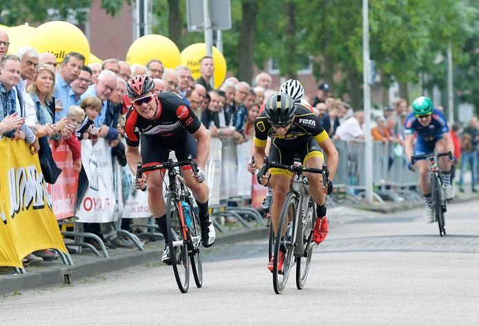 Archieffoto van de Ronde van Papendrecht in 2018.