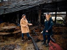 Hartverwarmend: Rozemarijn begint meteen inzamelingsactie voor getroffen Plaswijckpark