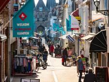 Twee op de tien winkels in binnenstad van Kampen moeten verdwijnen