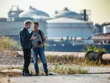 De Nieuwe Wildernis van industrieterrein Moerdijk