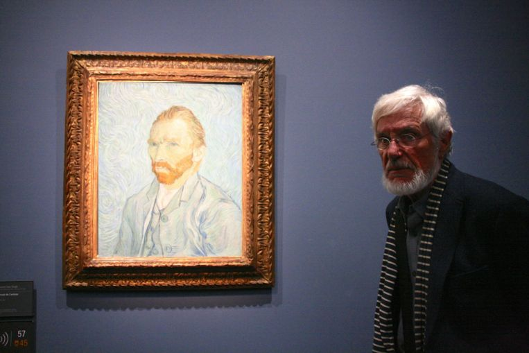 De Van Gogh-benadering van kunsthistoricus Evert van Uitert was het uitgangspunt van een grote overzichtstentoonstelling in het Van Gogh Museum in 1990. Beeld