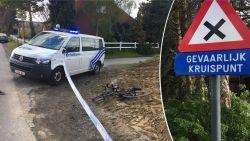 Wielertoerist (40) sterft bij ongeval op gevaarlijk kruispunt
