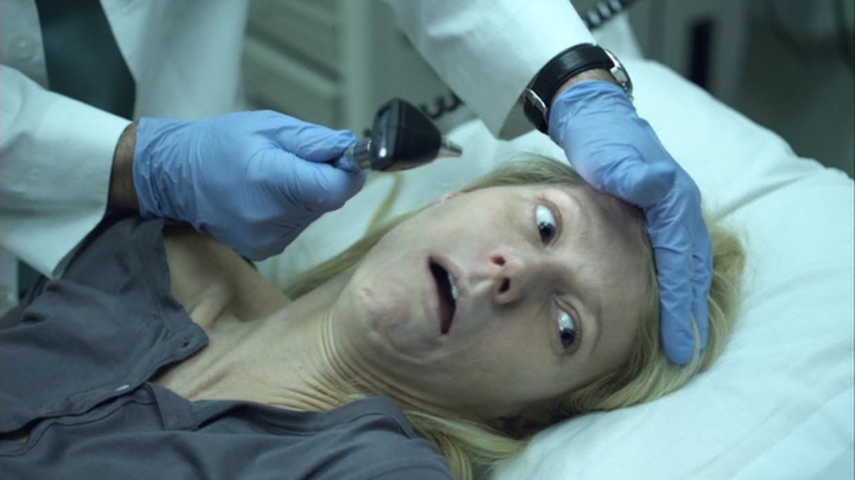 Gwyneth Paltrow in 'Contagion'. Beeld DOCUMENTATION