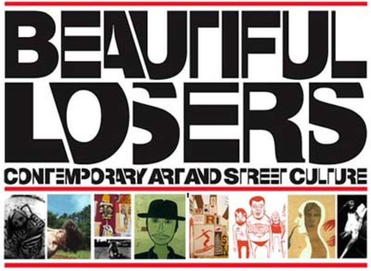 Beautiful Losers, een boek over kunst en straatcultuur. Beeld Beautiful Losers